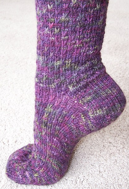 Competitive Sock Knitting