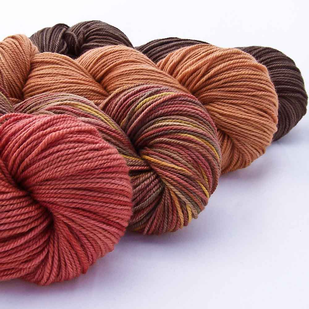 DK yarns for fall