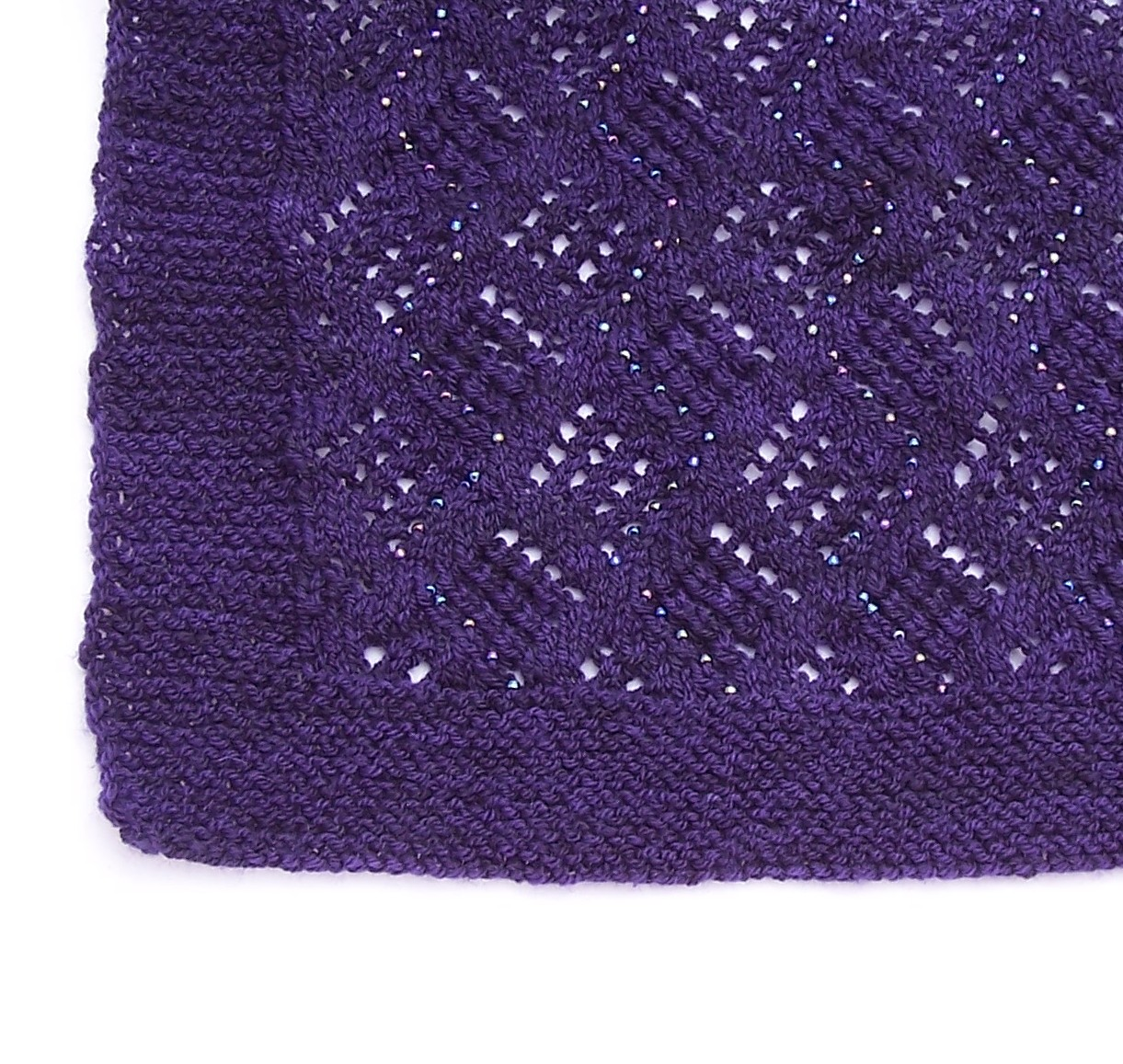 Beaded Lace Stole