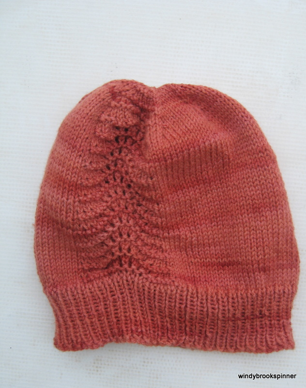 Shell Lace Wool Beanie Hat