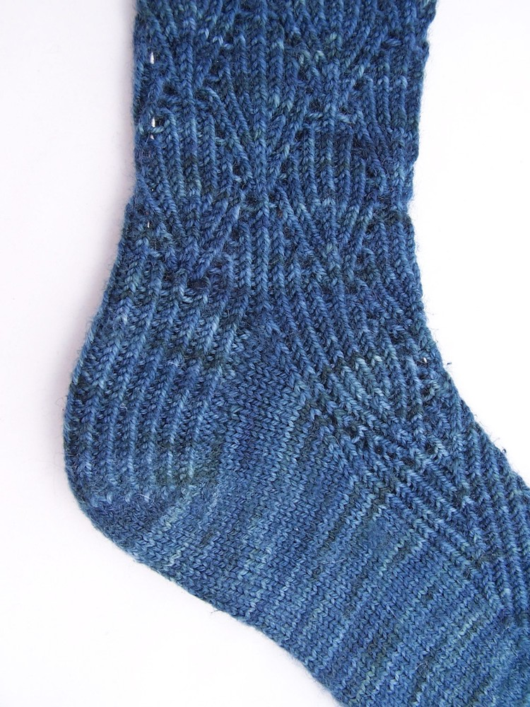 Jeannie Cartmel Aphrodite Sock